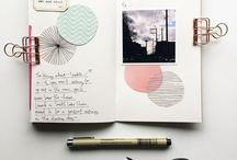•journaling•