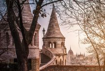 Romantic buildings