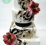 Cakes / Lot's of fancy cakes!