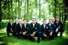 groomsmen / by Mel Cowell Photography