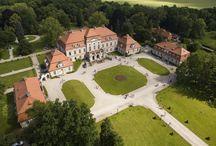 Pępowo - Pałac