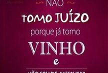 Sobre vinho...