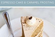 Cappuccino Cake Recipes