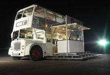Ideen FoodTrucks & Verkaufswagen / Foodtrucks Streetfood aus dem Auto, Trucks und Verkaufswagen