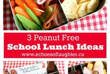 School Lunches / by Christy Berkhouse