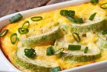Omelettes / Gratin