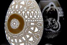 Egg art / by Karen Burkholder