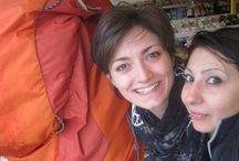 Viaggio in Spagna Zaino in Spalla / the great adventure of travelling spain with just a friend and a backpack