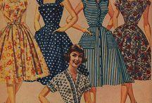 Vintage Patterns & Inspirations