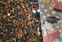 Genmaicha sélection Thés Christine Dattner Paris /  #tea #thes #teaporn #tealover #lifestyle #luxury #teatime #degustation #teaclub #health #healthy #greentea #teathings #teablog #food #foodporn #yummy #indulge #pleasure #harmony