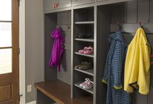 HOUSE: laundry/mudroom