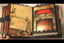 scrap mini albums / by Ghyslaine Saugon