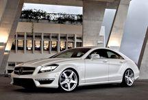 Mercedes-Benz CLS63 ///AMG