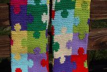 Haken *sjaals/omslagdoek/poncho