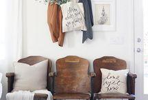 huonekalut ja entisöinti