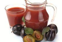 Jus de prunes ou quetsches maison / Je veux vous montrer ma recette de jus de prune et de quetsches, qui sera utile pour la transformation des fruits de votre verger. La prune est un fruit de saison riche en antioxydants, en fer et en vitamines ( B6,B2,B3,C et K), la consommer fraîche, en jus, en tartes, en confiture ou séchée est toujours recommandé.