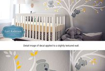 Baby boys rooms