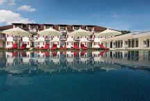 LANDROMANTIK & WELLNESSHOTEL OSWALD ****S / Wellness Hotel   Bayern   Deutschland  Am Platzl 2   94244 Kalkenried  Tel.: +49 9923 84100   Fax +49 9923 8410-10. Ländliche Stille, bayerische Tradition gepaart mit zeitgenössischem Design.