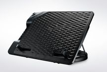 Cooler Master Notepal Ergostand III / Ergonomically designed Laptop Stand from leading brand Cooler Master.