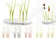 Design Kunststof producten / Design producten gemaakt van kunststof uit Italië. Merken Mebel, Quattrogradi, Robex. www.designkunststof-winkel.nl / by Che Bello Woonwinkel