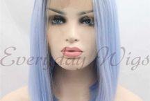 Wigs / Pruiken