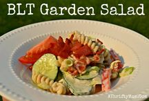 Salad Recipe ~ AThriftyMom.Com / by A Thrifty Mom