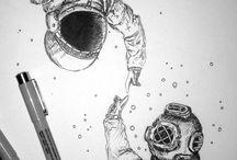 •sketchbooks•