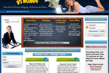 Work From Home Wizards Data Entry Programs / Data entry programs offered with work from home wizards. We pay for various projects to be completed. No experience needed.