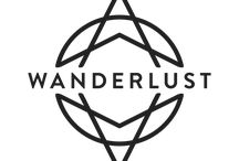 Wanderlust logo / design