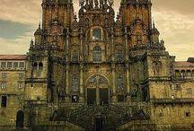 El Camino- Santiago de Compostela