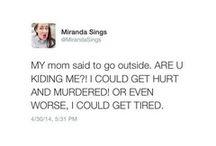 Miranda Sings ❤️