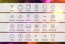 icons & symbols