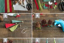 Karácsonyi dekor diy
