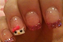 nails / by Ainsley Baker