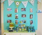 1st Birthday Idea's