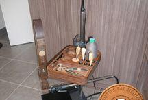 Couture main pour le cuir / Outil manuel pour la couture main du cuir