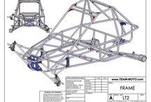 Buggy frame