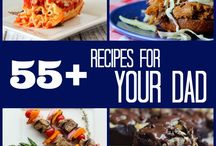 Recipes: Fathers Day