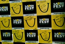 2012 Festival and Artists / by LaughFest
