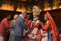 Prince Charles In Kerala