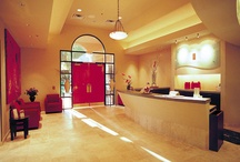 Red Door Tucson Spa / Rejuvenate and find your balance at our luxury Tucson spa, which features 18 private treatment rooms allowing you to choose the environment that relaxes you best.  / by The Westin La Paloma Resort & Spa