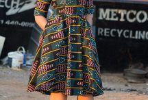 Afrikansk kjole