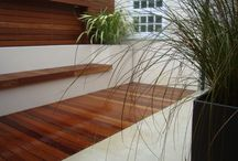 Decks / Hardwood decks we have designed & built