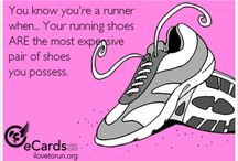 You know you're a runner...