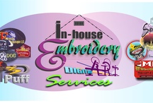 Embroidery Designs / art digitizing for home embroidery machines