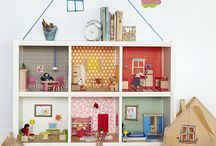 Girls rooms / by Traci Kerkhoven-Harrison