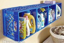 Raft cu detergenti