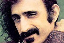 Z A P P A / Frank Vincent Zappa (1940-1993) was a genius.