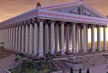 Grèce architecture.