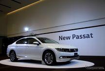 VW パサート 新型発売